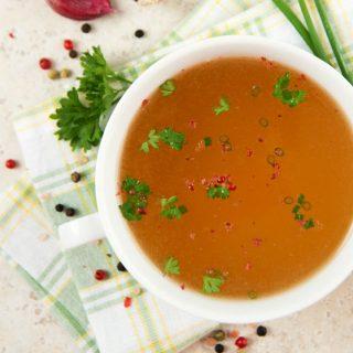 Caldo de Huesos: un alimento con grandes beneficios curativos