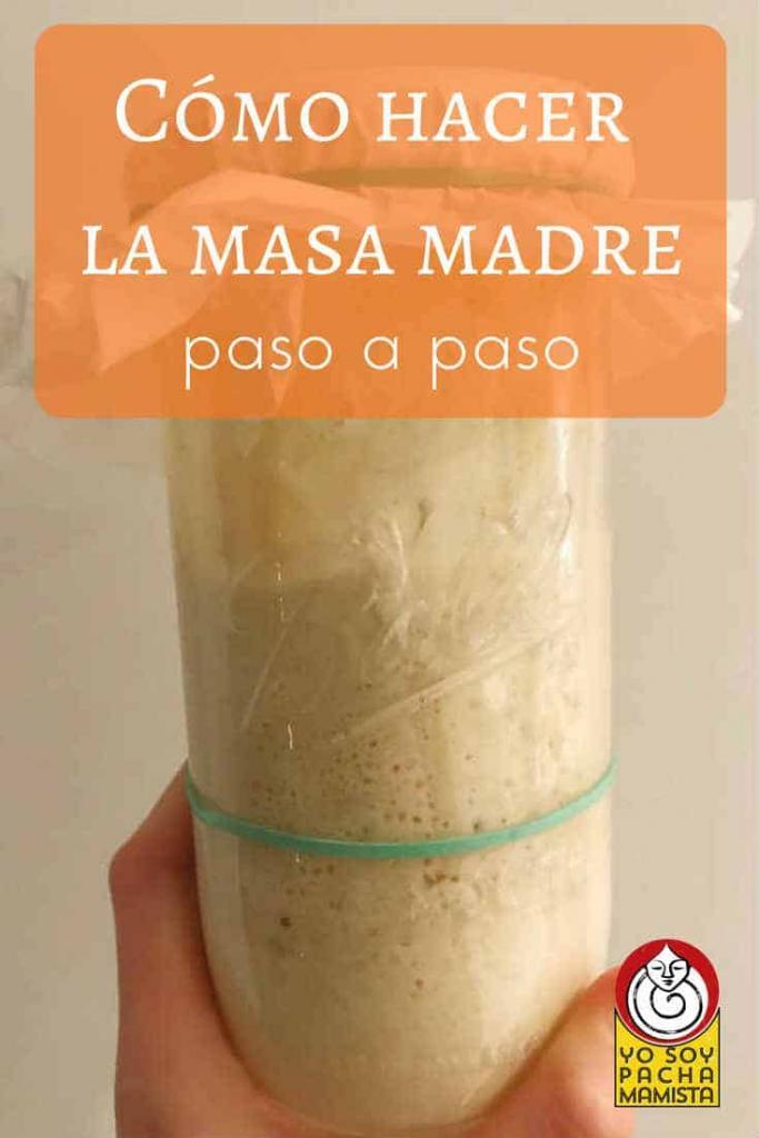como-hacer-la-masa-madre-paso-a-paso-pinterest