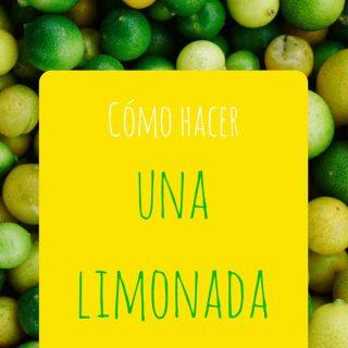 Cómo hacer una limonada probiótica (con vídeo)