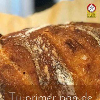 Tu primer pan de masa madre: paso a paso