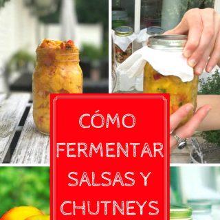 como-fermentar-salsas-chutneys-pinterest