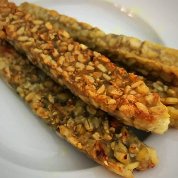 tempeh-cocido-en-aceite-de-coco