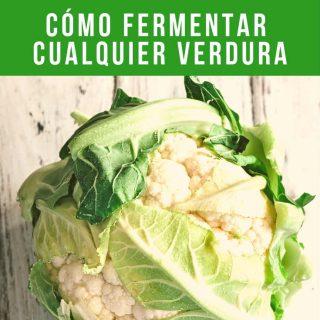 BRINING: Cómo fermentar cualquier verdura
