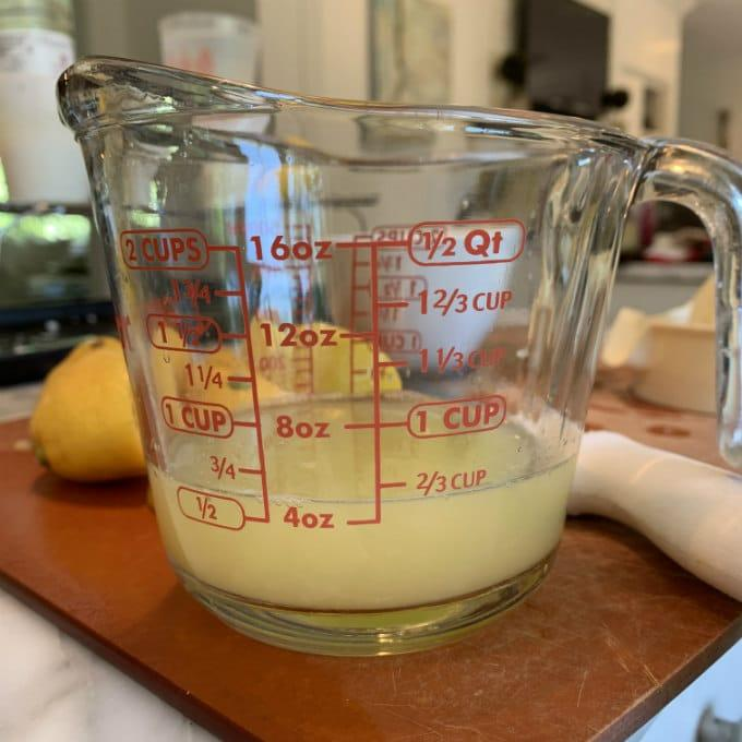 jugo de limon vinagre queso fresco