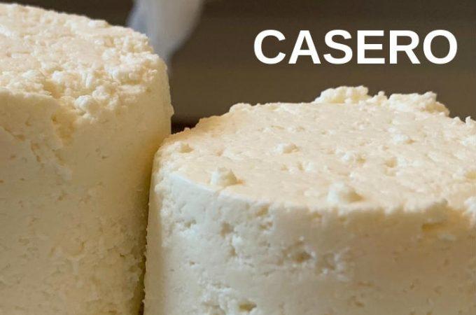queso fresco casero pinterest