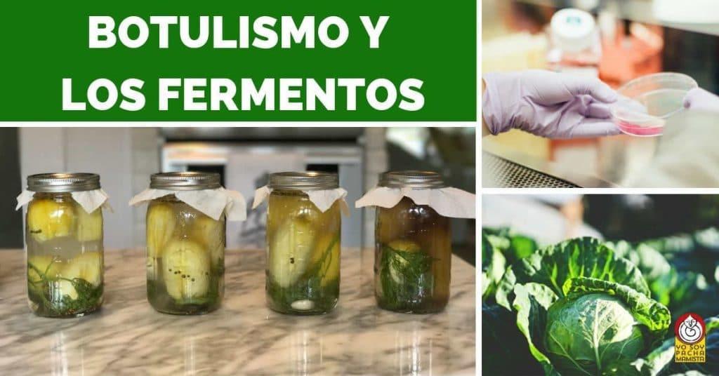 botulismo fermentos fermentacion