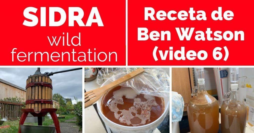 sidra receta ben watson facebook-min